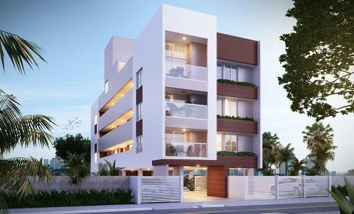 Apartamento com 2 dormitórios à venda, 59 m² por R$ 220.000,00 - Loteamento Bela Vista - Cabedelo/PB