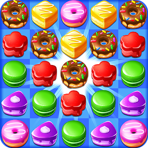 Cake Match 3 Mania For PC
