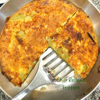 Green Chili Cheese Frittata Recipes