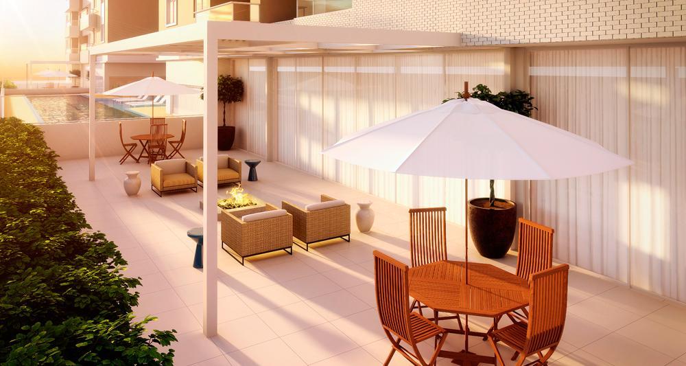 Jardins Dos Corais de 2 a 3 dormitórios em Abraão, Florianópolis - SC