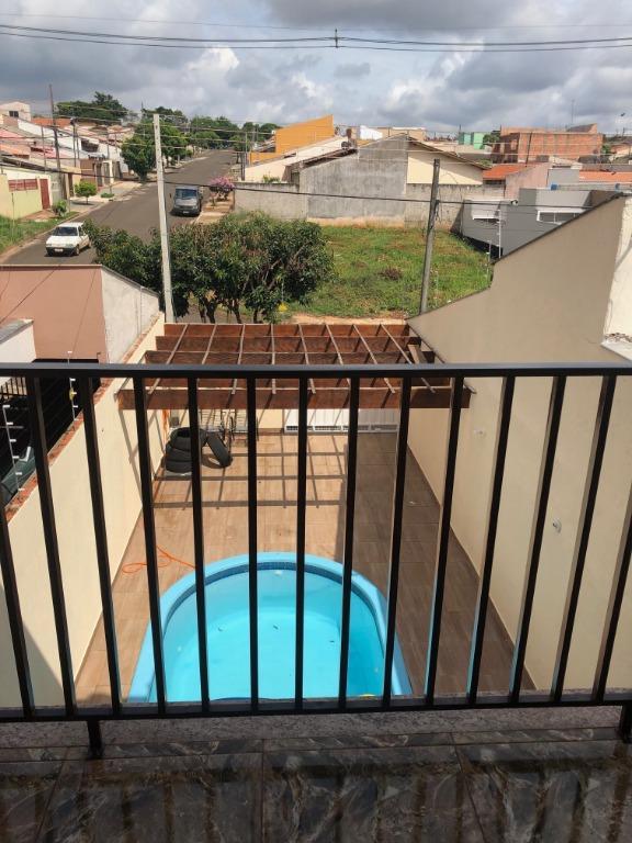 Sobrado com 3 dormitórios para alugar, 100 m² por R$ 1.400/mês - Jardim São Paulo - Londrina/PR