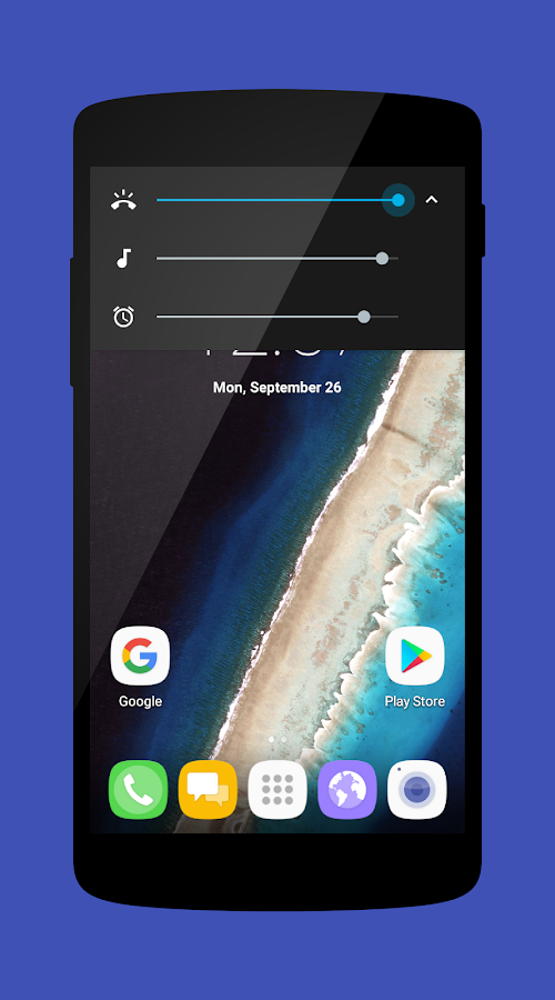 Cm13 Material Nougat 7 Screenshot 5