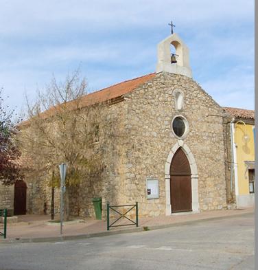 photo de Saint Pierre à Saint Julien le Montagnier