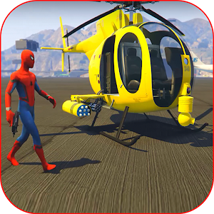 Superhero: Chinook RC chopper Race Simulator Online PC (Windows / MAC)