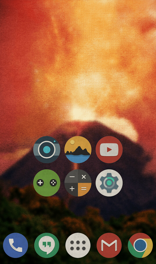 Aloha Icon Pack Screenshot 1