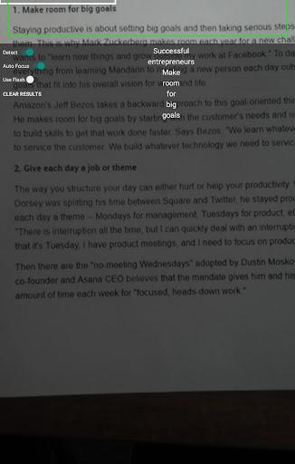 Webster's Dictionary+Thesaurus screenshot 16