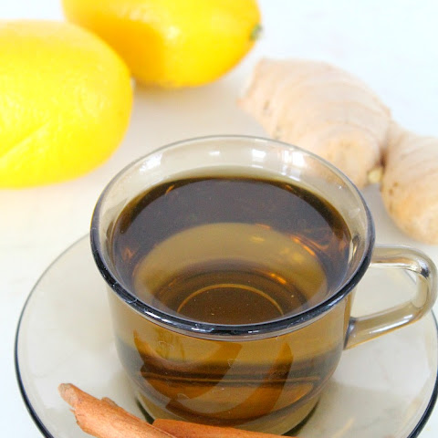 De Bloating Tea with fennel & anise seeds, ginger & lemon zest