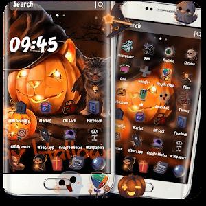 Halloween Pumpkin Theme For PC