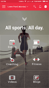 App Sportobuddy: Book Turfs, Coaches & Gyms Online APK for Kindle