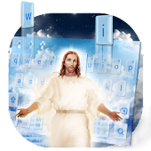 Free Download God Jesus Keyboard Theme APK for Samsung