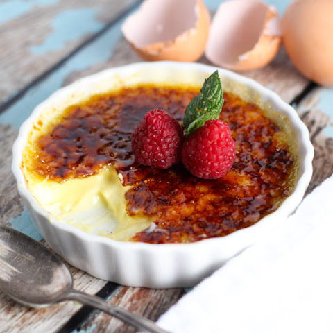 Classic Creme Brulee - The Perfect Make-Ahead Dessert