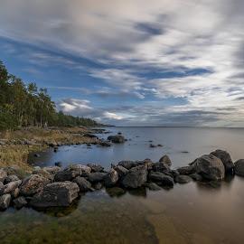by Bojan Bilas - Landscapes Travel ( nature, waterscape, suomi, finland, long exposure, beach, seascape, landscape, baltic, rauma )