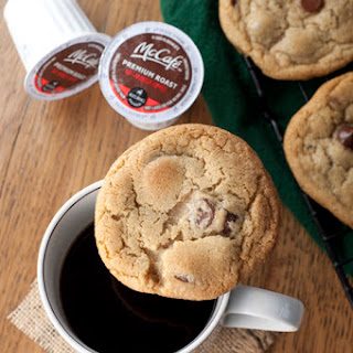 Coffee Chocolate Chunk Cookies