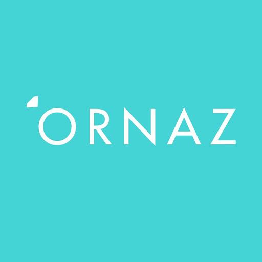 Ornaz, ,  logo
