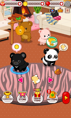 android Animal Judy: Bear care Screenshot 3