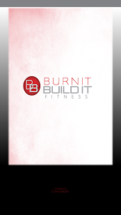 Burn It Build It Fitness Fitness app screenshot 1 for Android