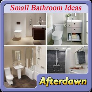 App small bathroom ideas apk for windows phone android for Small bathroom design app