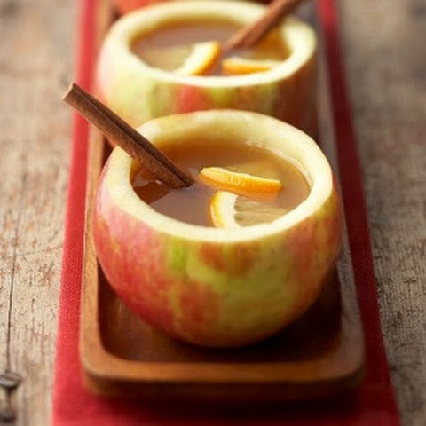 Hot Spiced Cider - Boozy or not Rezept | Yummly
