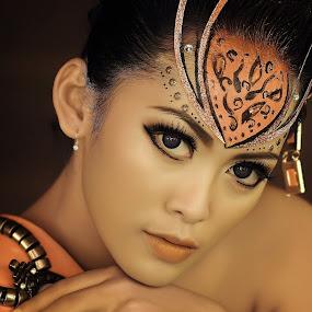 Anita by Pande Putu Krisna Wedana - People Fashion ( model fashion people potraits )