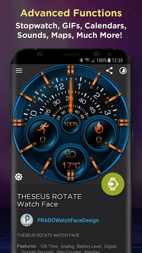 WatchMaker Watch Faces Screenshot 5