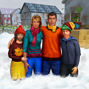 Virtual Happy Family 2018 For PC (Windows & MAC)