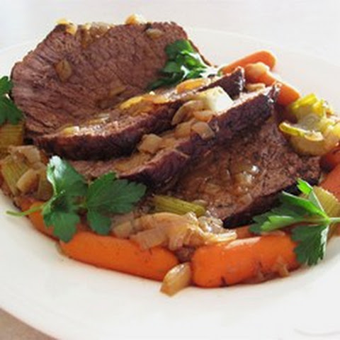 10 Best Beef Blade Roast Oven Recipes | Yummly