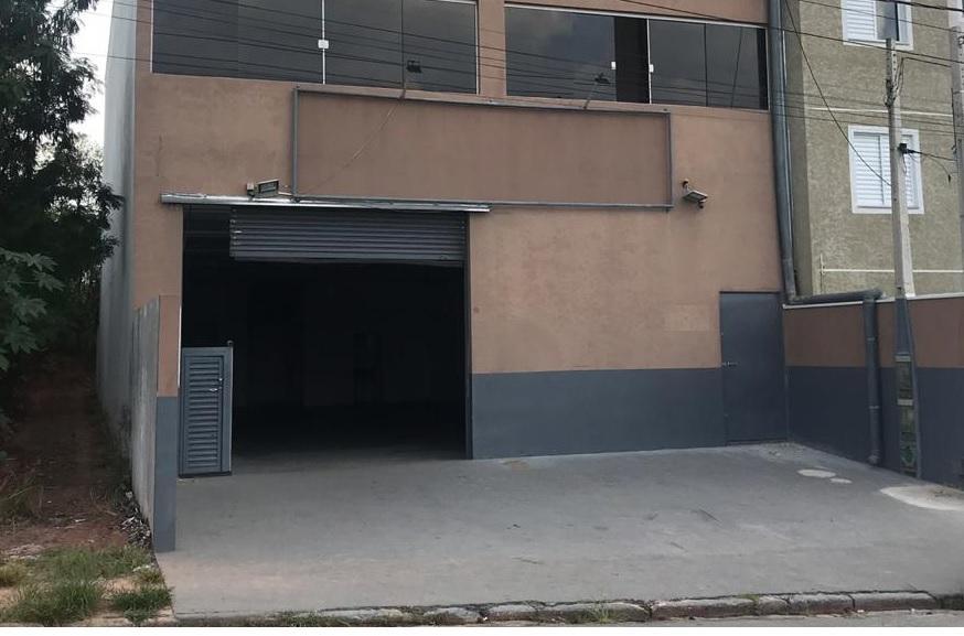 Galpão para alugar, 435 m² - Várzea Paulista/SP