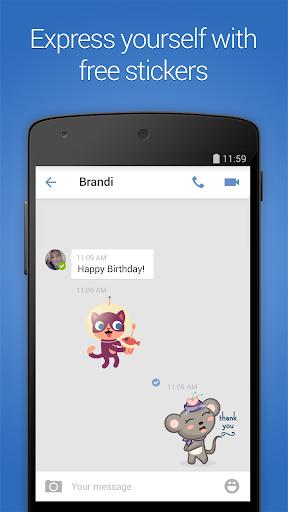 imo beta free calls and text screenshot 2