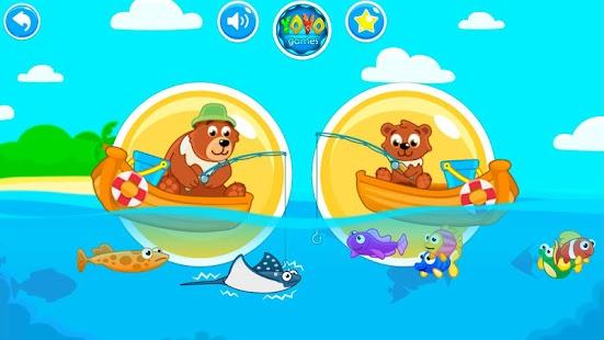 детская рыбалка бесплатно