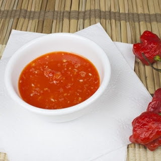 Superhot Sriracha Recipe with Trinidad Moruga Scorpion