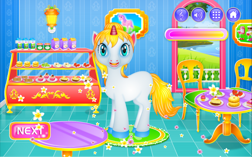 Unicorn Princess Dressup For PC