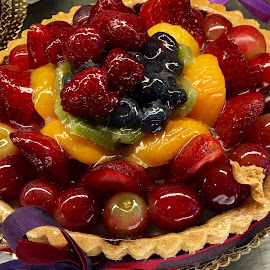 Tart by Lope Piamonte Jr - Food & Drink Cooking & Baking