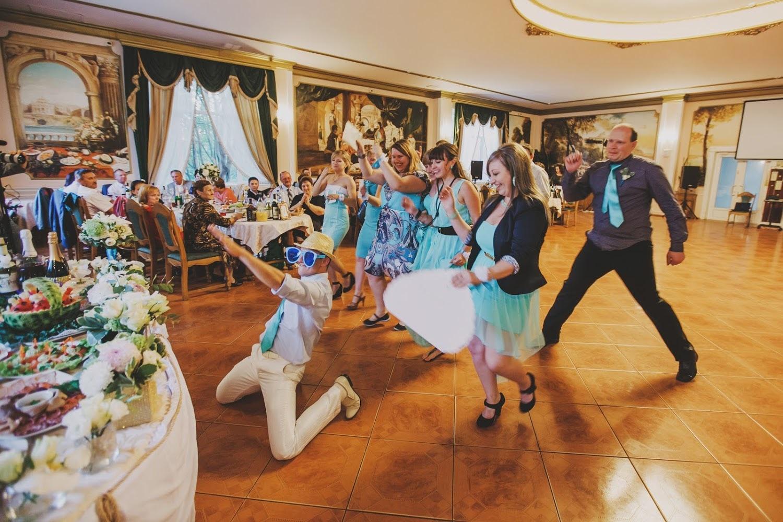 Конкурсы на свадьбу для семьи