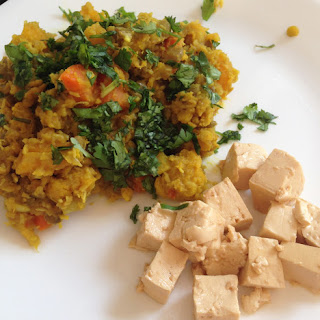 RECIPE | Lentil Curry