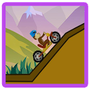 MONKEY RIDE MONTAIN icon
