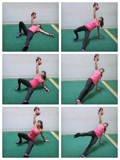 The Kettlebell Is A Great Tool To Work Your Core In Functional Way That Will Strengthen Everything From Shoulders Knees
