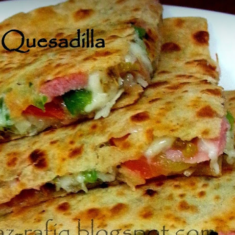 Meat & Cheese Quesadilla