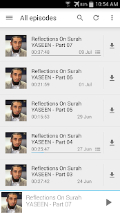 Nouman Ali Khan- screenshot thumbnail
