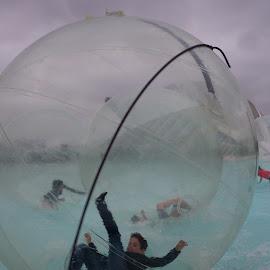 In A  Bubble by VAM Photography - Babies & Children Children Candids ( valencia, bubble, boy, fun )