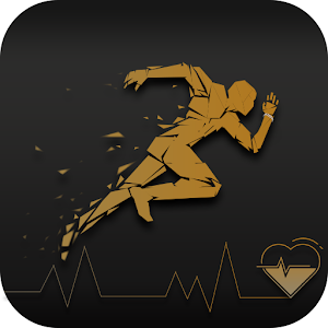 The free personal health tracking app working with smart band. APK Icon