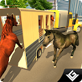Transporter Truck Horse Stunts APK for Bluestacks