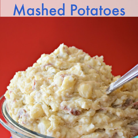 Crock-Pot Garlic Mashed Potatoes