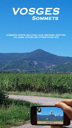 Vosges Sommets - screenshot