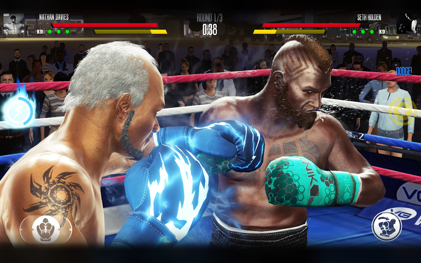Real Boxing 2 ROCKY Screenshot 6