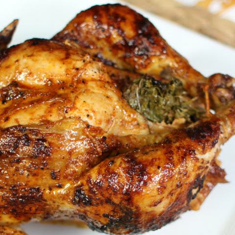 Chili Lime Cilantro Rotisserie Chicken