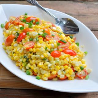 Milk Corn Salad Recipes