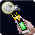 App Moon Battery Charger Prank apk for kindle fire