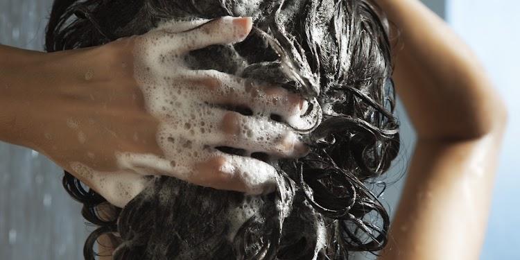 Massage your scalp correct way of washing hair