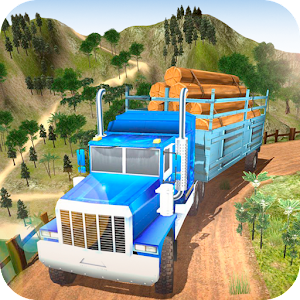 Offroad Wood Transport Truck Driver 2018 For PC / Windows 7/8/10 / Mac – Free Download