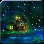 Fireflies Live Wallpaper PRO Icon